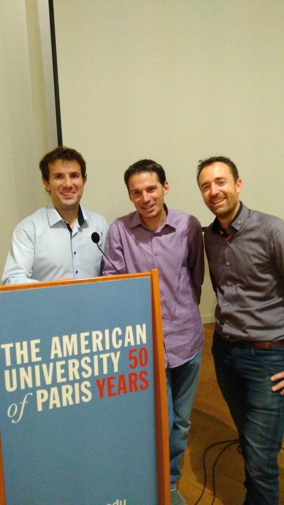 P&C Conférence American University Paris