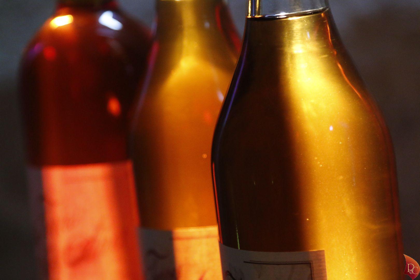 P&C Bouteilles Cognac Lumière