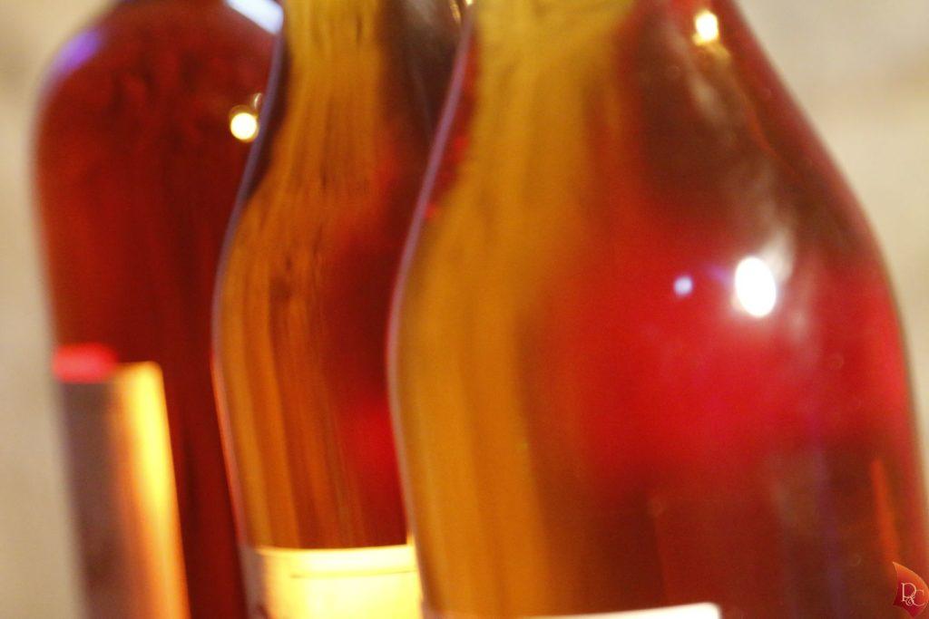 P&C Bouteilles Cognac VSOP Lumière Light