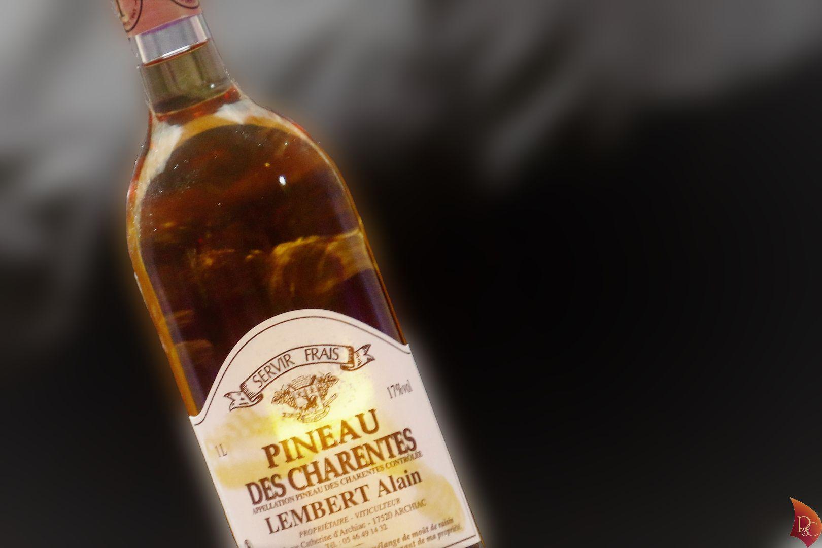 P&C Pineau des Charentes Blanc Artistique