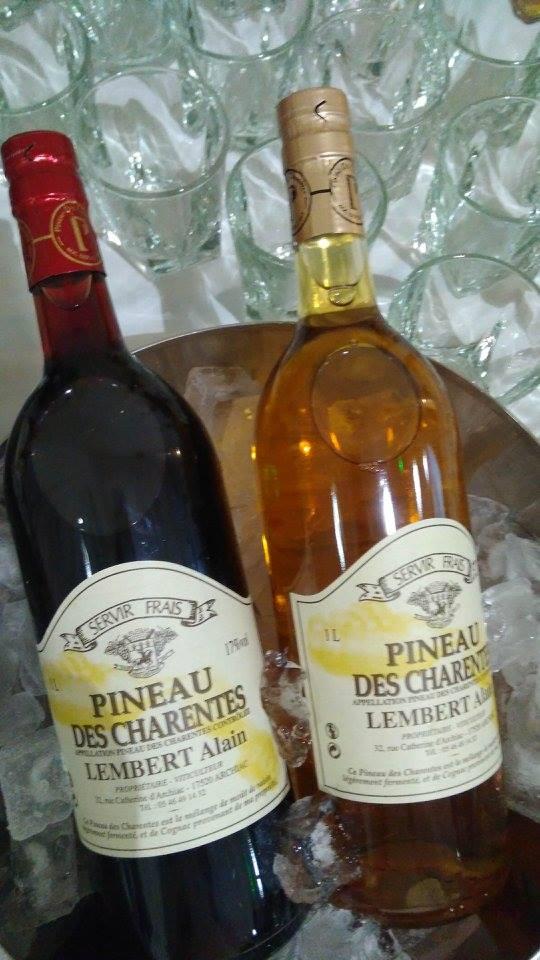 Pineau des Charentes Glace Dégustation P&C